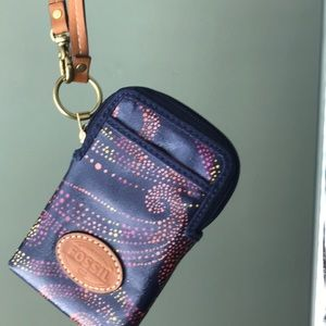 Fossil Bags - Fossil Phone Holder and Wallet/Wristlet